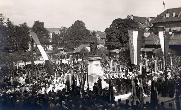 1929 - Vodnikov trg