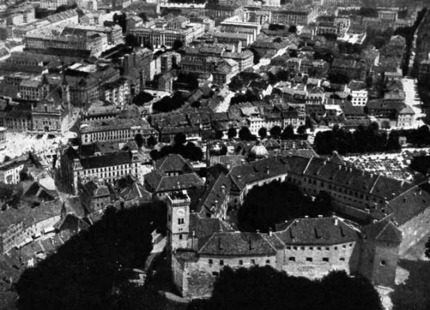 1930 - Ljubljanski grad