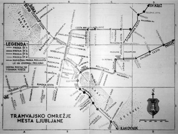 1940 - LPP shema