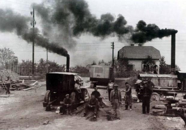 1954 - prva gradnja skladišča Moste (današnji BTC)