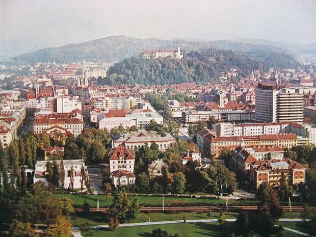 1960 - panorama