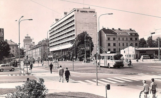 1960s - Bavarski dvor