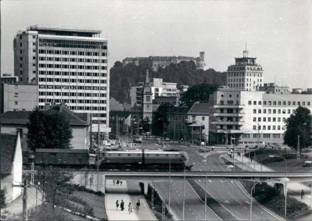 1965 - Hotel Lev