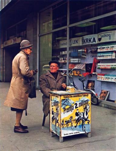 1980s - Prodajalec srečk