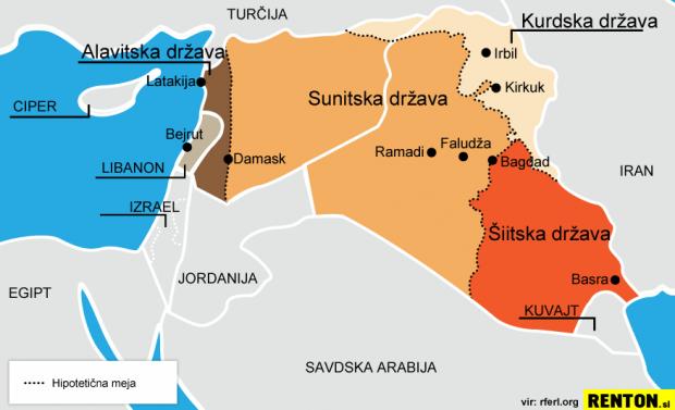 Irak v bližnji prihodnosti?