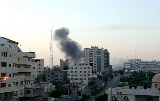 Obstreljevanje Gaze, 10. julij 2014 | AOL