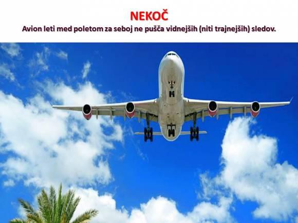 Letala nekoč | meteor