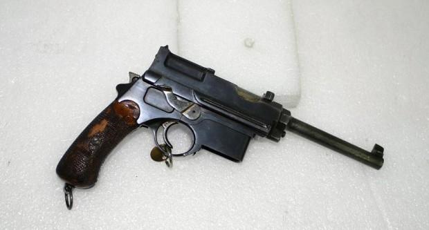 Mannlicherjeva pištola iz leta 1910