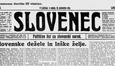Soča ali Isonzo: Poitalijančevanje slovenskih krajev med prvo svetovno vojno