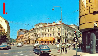Stare fotografije Ljubljane