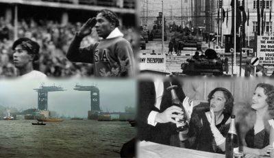 10 manj znanih fotografij iz zgodovine in njihovo ozadje